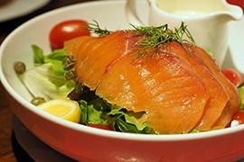 Salade Zalm